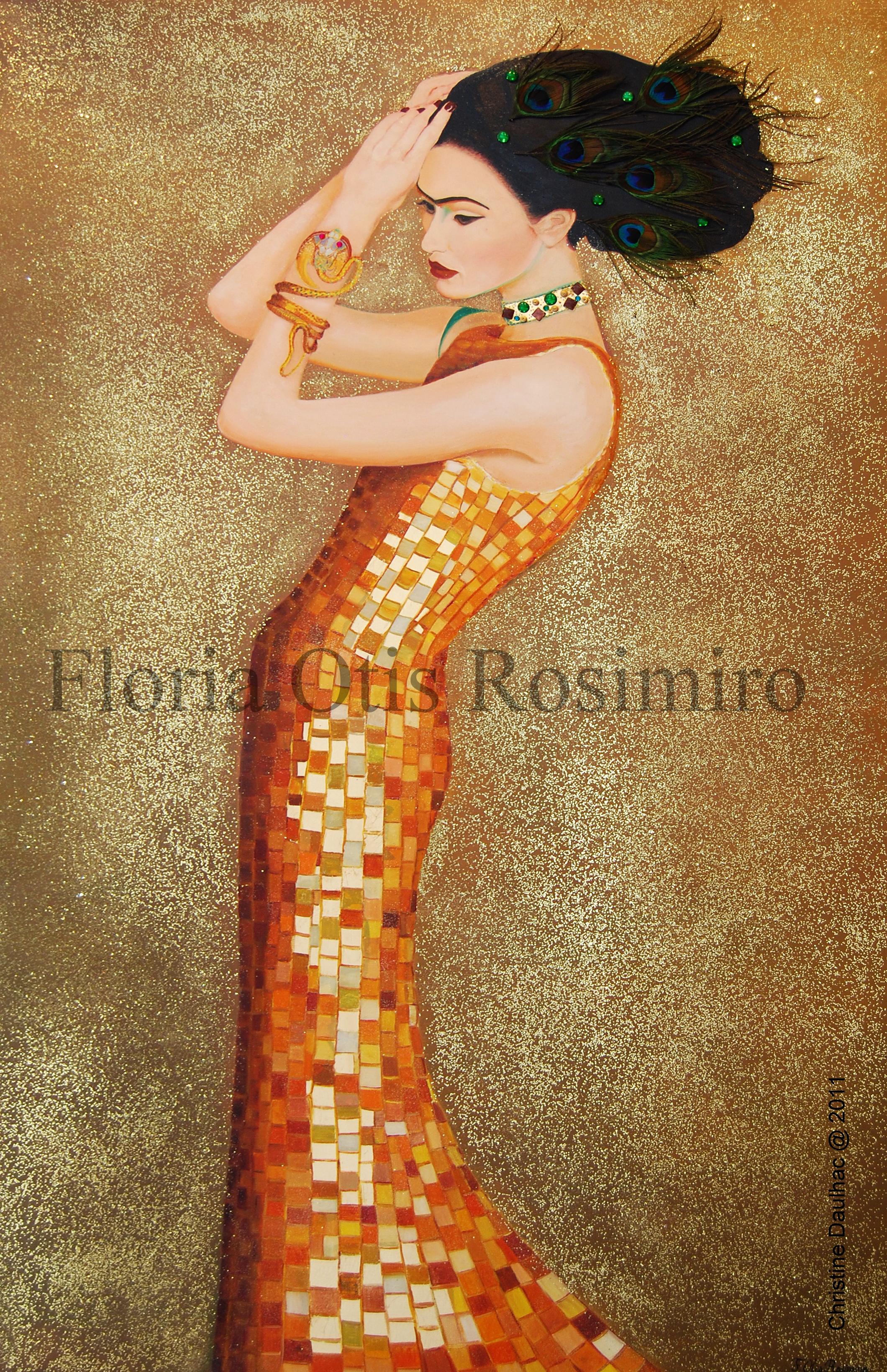Hommage a Klimt