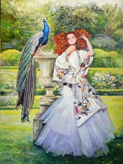 Peacock -